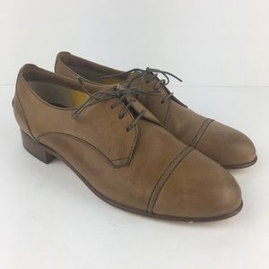 Madewell 1937 Footwear Leather Lace Up Oxfords